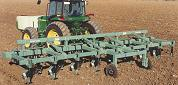 Excel Agriculture row crop Rolling Cultivator/Lilliston Rig