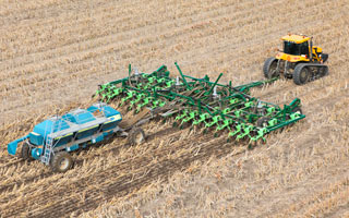 Zero Till Parallelogram Tyne Wheat/Sorghum Planter
