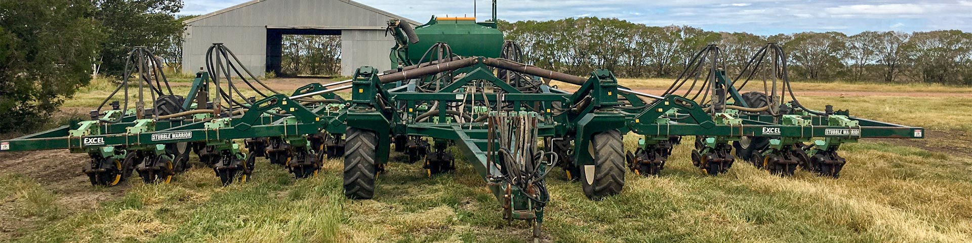 Agricultural Consignment Machinery examples