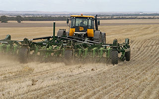 Stubble cutter openers from Excel Agriculture
