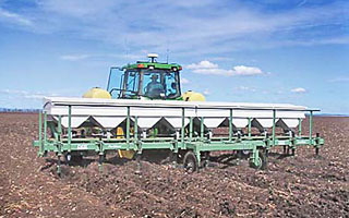 Excel Agriculture row crop Fertiliser Rig/Gas Rig