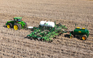 Zero Till Parallelogram Tyne Broad-acre Planter